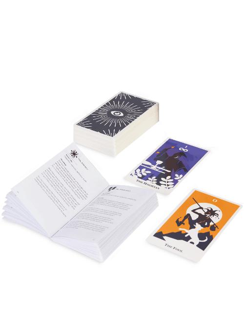 tarot guidebook journal modern way