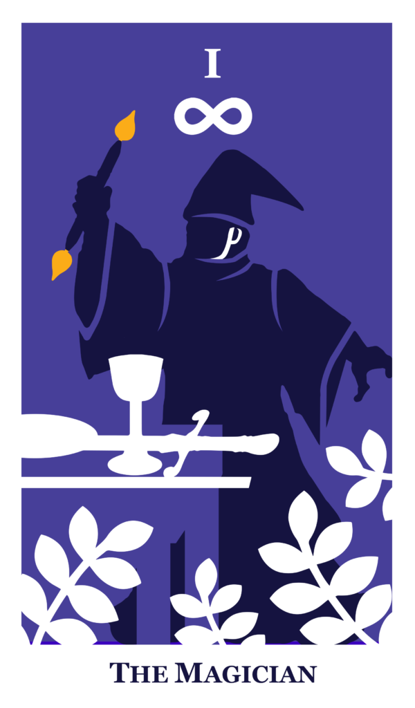 the modern way tarot card meaning the magician